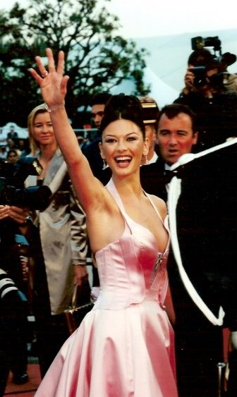 Catherine Zeta Jones in Cannes
