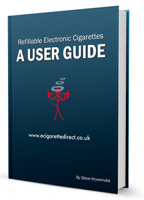 The electronic cigarette user guide.