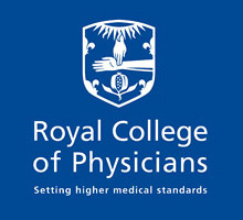 Logo royal college of physicians.