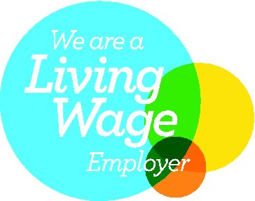 Living Wage Logo.