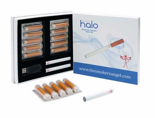 Standard Smoker's Halo kit.