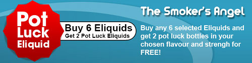 Eliquid offer - buy 6 get 8.