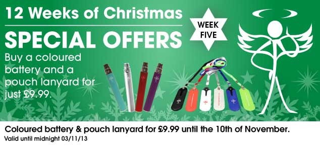 Week 5 Ecigarette Offers