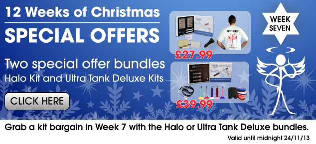 Week 7 Christmas Ecig Offers
