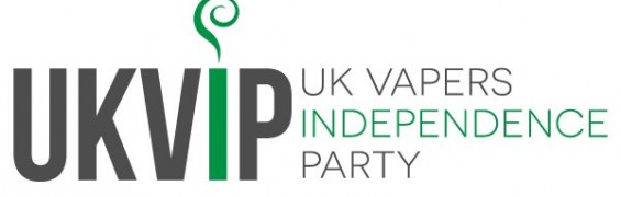 UK Vapers Independence Party Logo