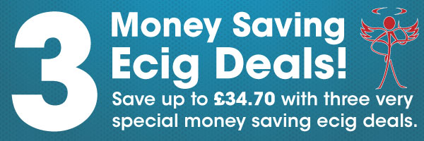 3 Money Saving Ecig Offers