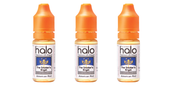 HALO UK 10ml Eliquid x3