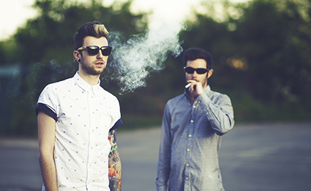 E-cigarettes and passive smoking