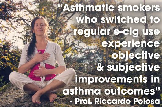 E Cigarettes effect on asthma