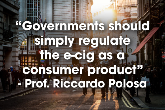 E Cigarette Regulation Product Polosa