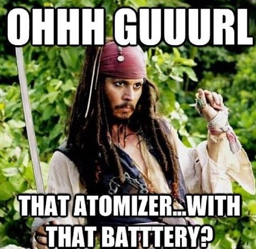 That atomizer with that battery?