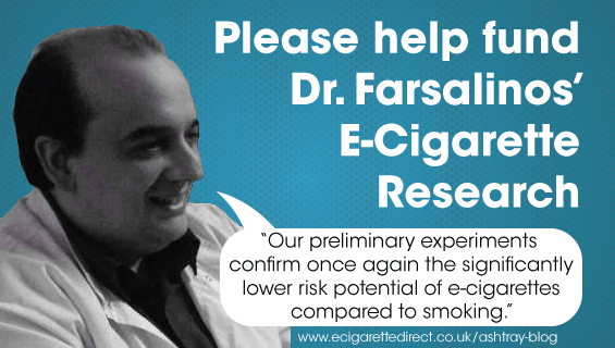 New ECigarette Research Needs Your Help
