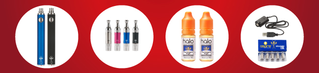 Halo VV Battery Bundle