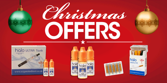 Four Great Money Saving Christmas Ecig Offers