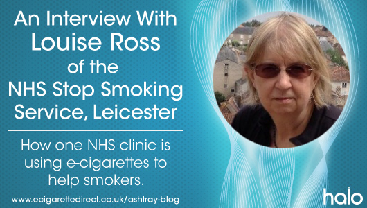 Interview Louise Ross E-cigarettes & NHS