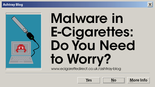 malware in e-cigarette