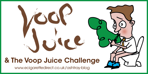 Voop Juice and The Voop Juice Challenge