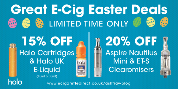 Great E-Cig Easter Deals: Limited Time Only!