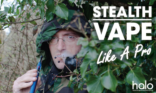 How to Stealth Vape Like a Pro (+ Discounts!)