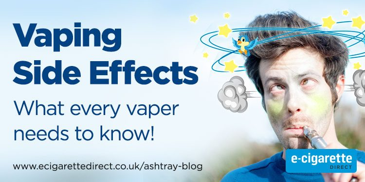 E-Cig Side Effects