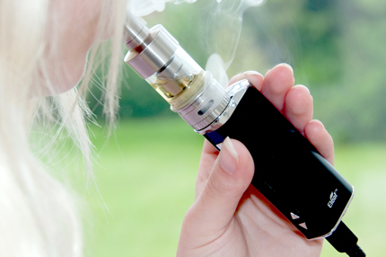 Using the iStick 30W in pass through mode