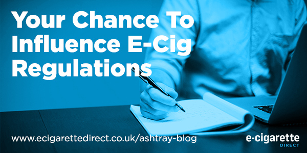 Influence E-Cig Regulations