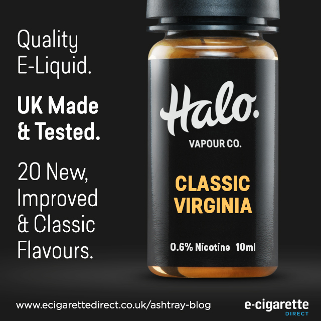 Halo UK Made E-Liquid
