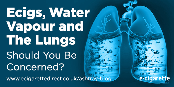 Water vapour and the lungs.