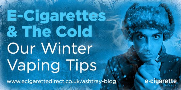 E-Cigarette Direct Winter Vaping