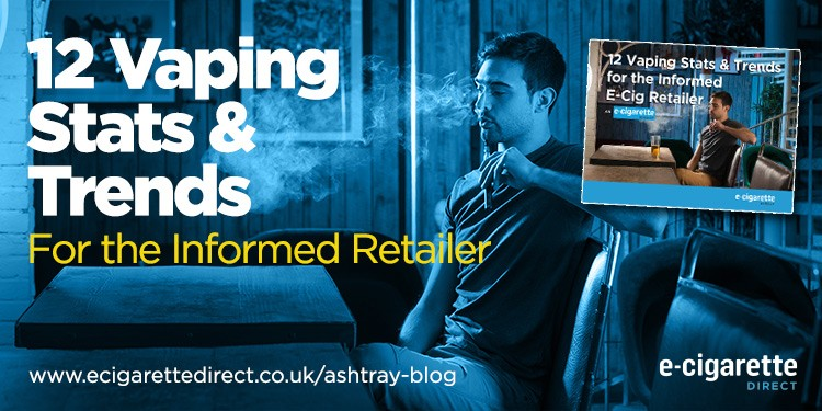 12 Vaping Stats for Retailers Ashtray Blog