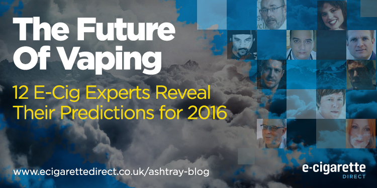 The Future of Vaping 2016 ECigaretteDirect Predictions