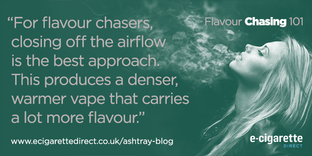 Flavour Chasing Content Airflow