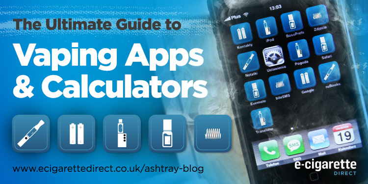 E-Cig Direct Vaping Apps Guide