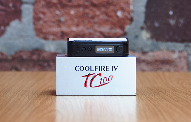 Coolfire IV TC100