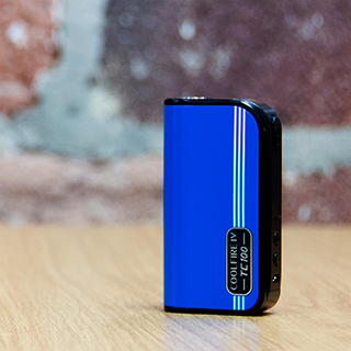 Innokin Cool-Fire TC100: A great temperature controlled device.