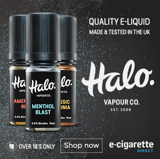 Halo Vapour Co E-Liquid