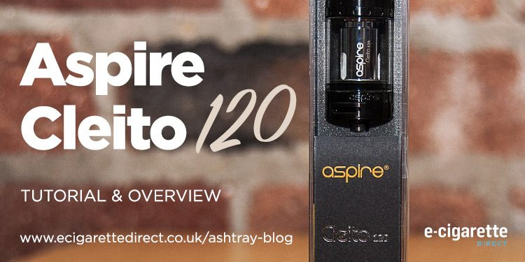 Aspire Cleito 120 in Box