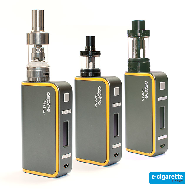 Aspire Archon 150W with Aspire Tanks