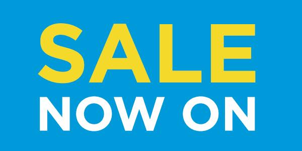 Reads: Sale Now On