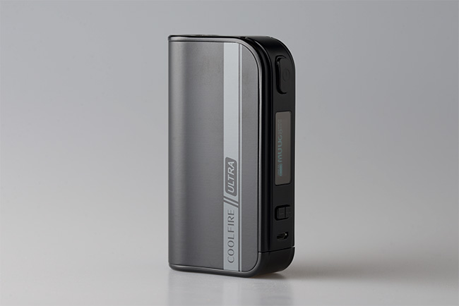 Innokin Coolfire Ultra TC150 black mod