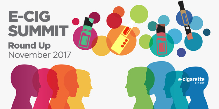 E-Cig Summit 2017. E-Cigarette Direct