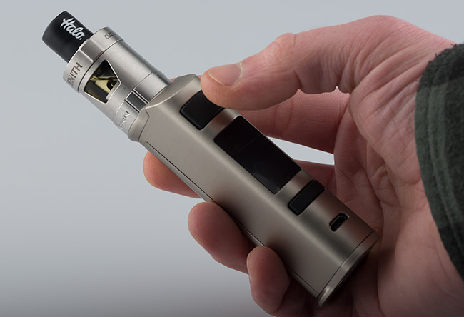 Jac Vapour Series B DNA 75W with zenith tank