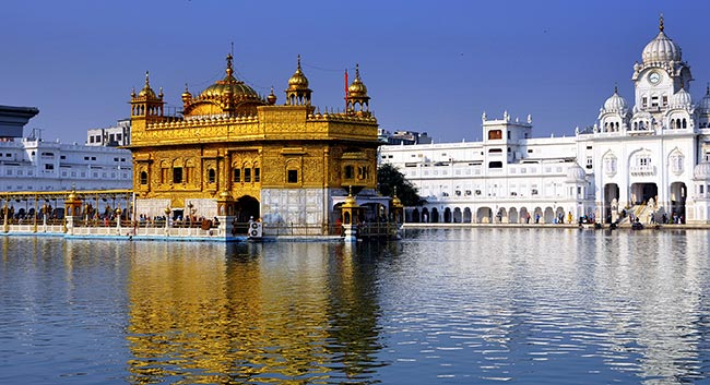 Punjab State Golden Temple