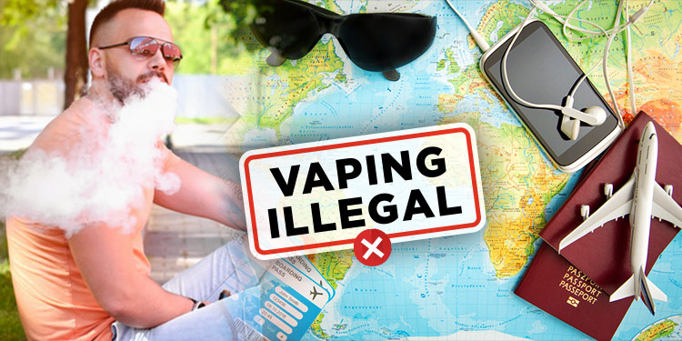 Worst Places To Vape Featured Image