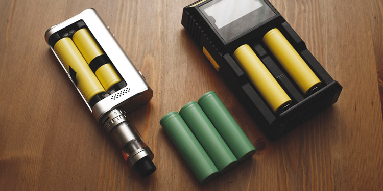 External Vape Batteries: What You Need to Know - Ashtray Blog