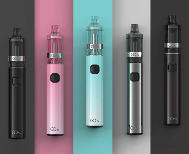 Innokin Go-S in different colours.