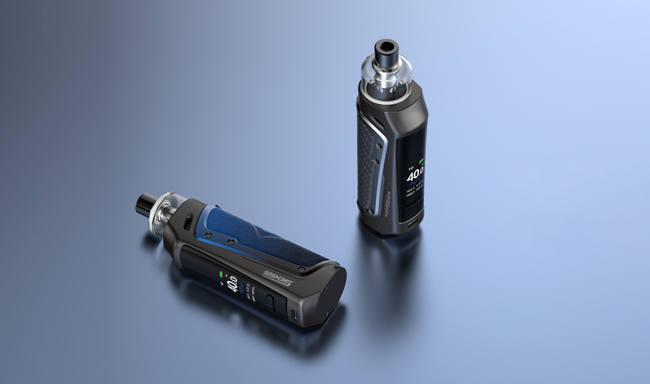 Innokin Sensis devices side by side.