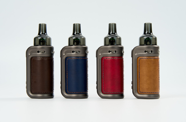 Eleaf iSolo Air in different colours.