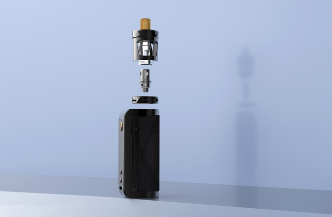 Coolfire Z80 with Z coil and Zenith 2 tank.