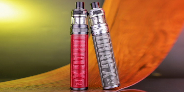Voopoo Drag X Pro Feat image